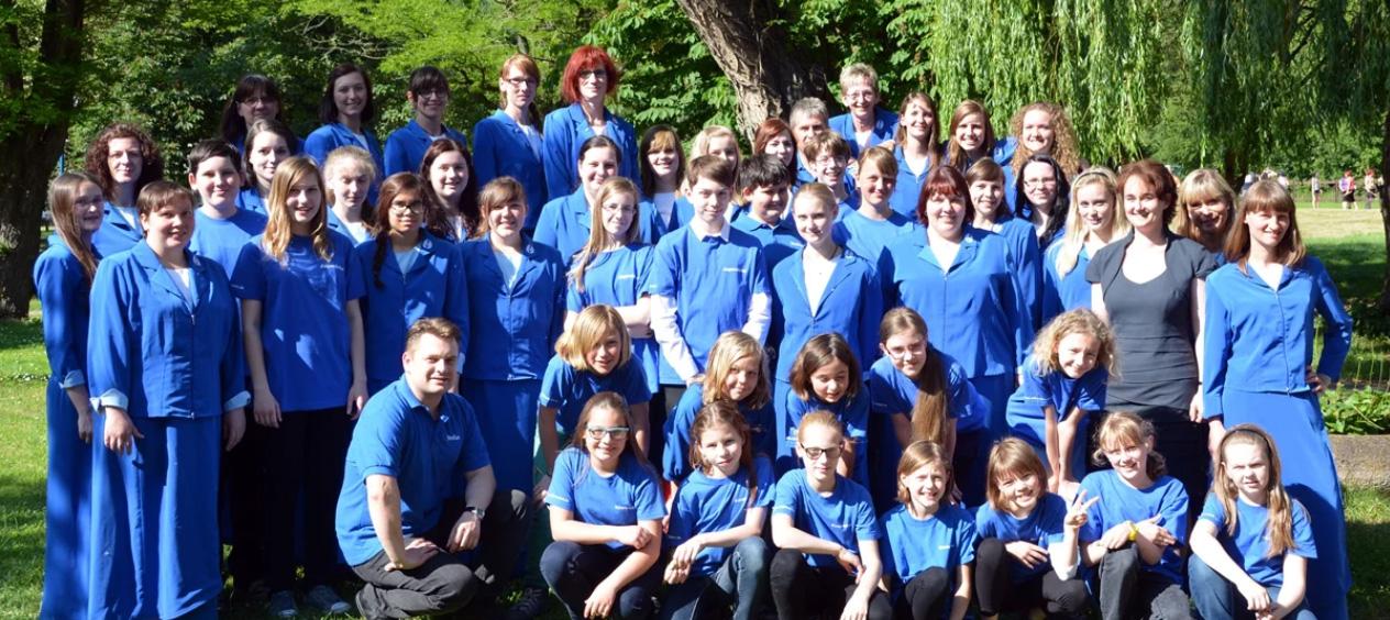 Kinder- und Jugendchor Eisleben