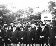 Männerchor 1938